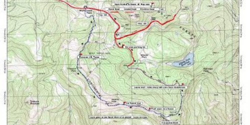 Continental Divide Trail