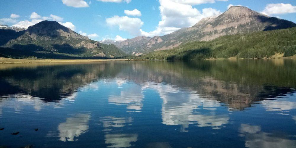 Williams Creek Reservoir