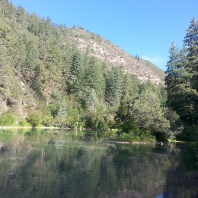 Lower Piedra Campground
