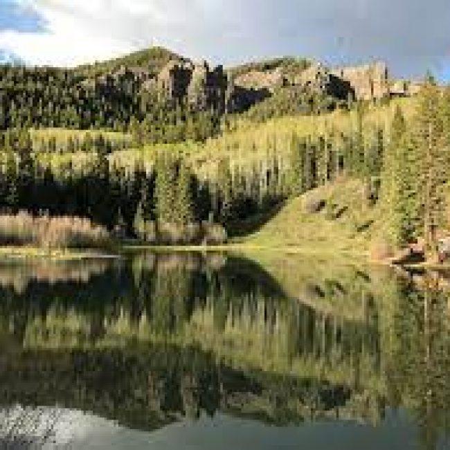 Opal Lake Trail