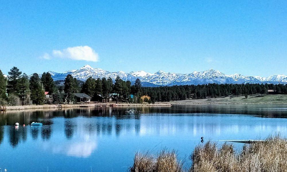 Pagosa Lakes- Hatcher Lake, Lake Pagosa, Village lake