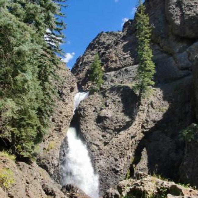 Piedra Falls Trail