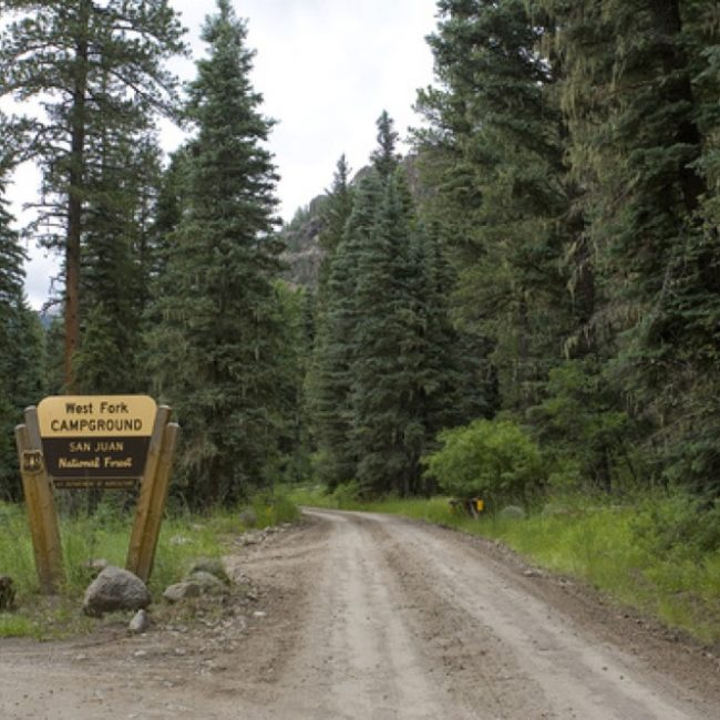Westfork Campground and Nordic Trail